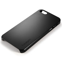 Carcasa iPhone 5 Thin Air - black