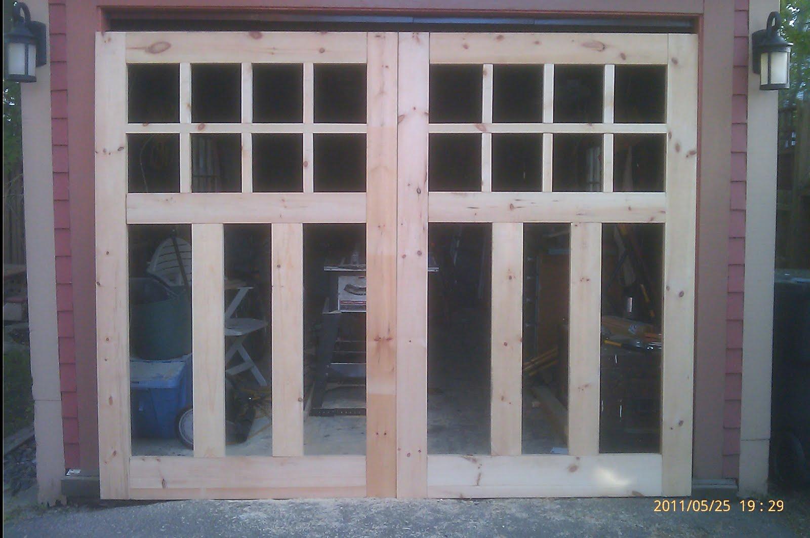 Workshop Doors & ihatepainting: Workshop Doors