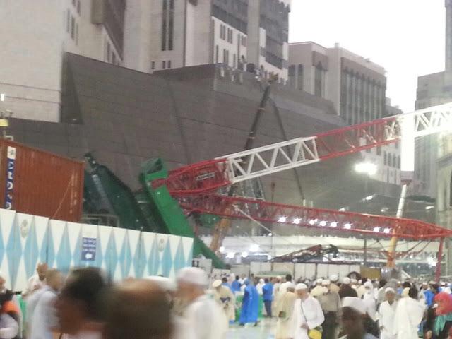 inilah 4 Tanda Syuhada Bagi Jamaah Haji Yang Meninggal Saat Insiden Makkah Kemarin