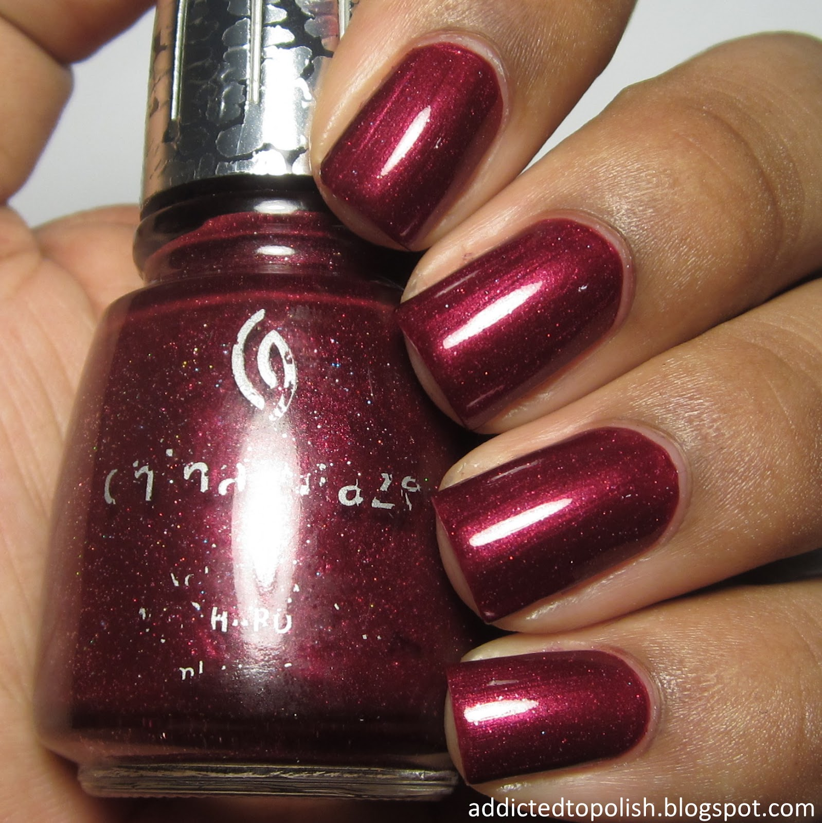 China Glaze Crystal Ball