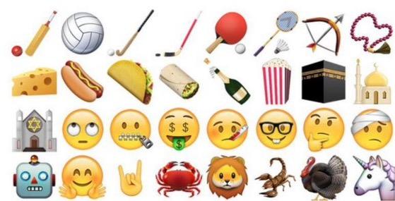 Apple lancar iOS 9.1 dan perkenalkan emoji 'middle finger'