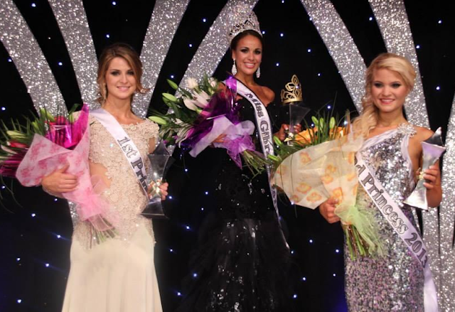 Miss Gibraltar 2013 Maroua Kharbouch