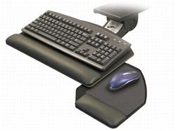 Articulating Keyboard Tray