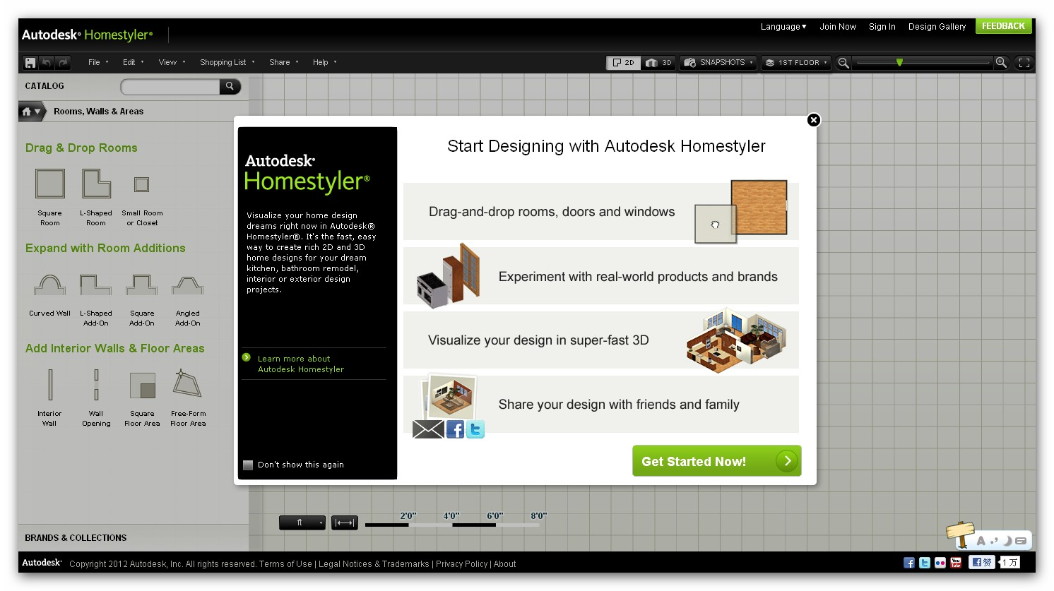 Autodesk Homestyler Design Your Own Future House Daily