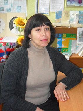 Личак В.І. - вчитель іноземних мов, НВК №3