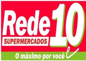 REDE 10 SUPERMERCADOS