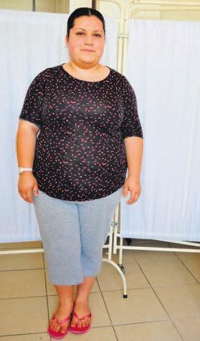 'Hamile misin' dediler 8 ayda 48 kilo verdi