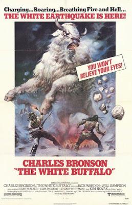 The White Buffalo 1977 DVD R1 NTSC Latino