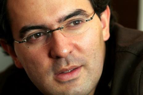 JUan Gabriel Vásquez