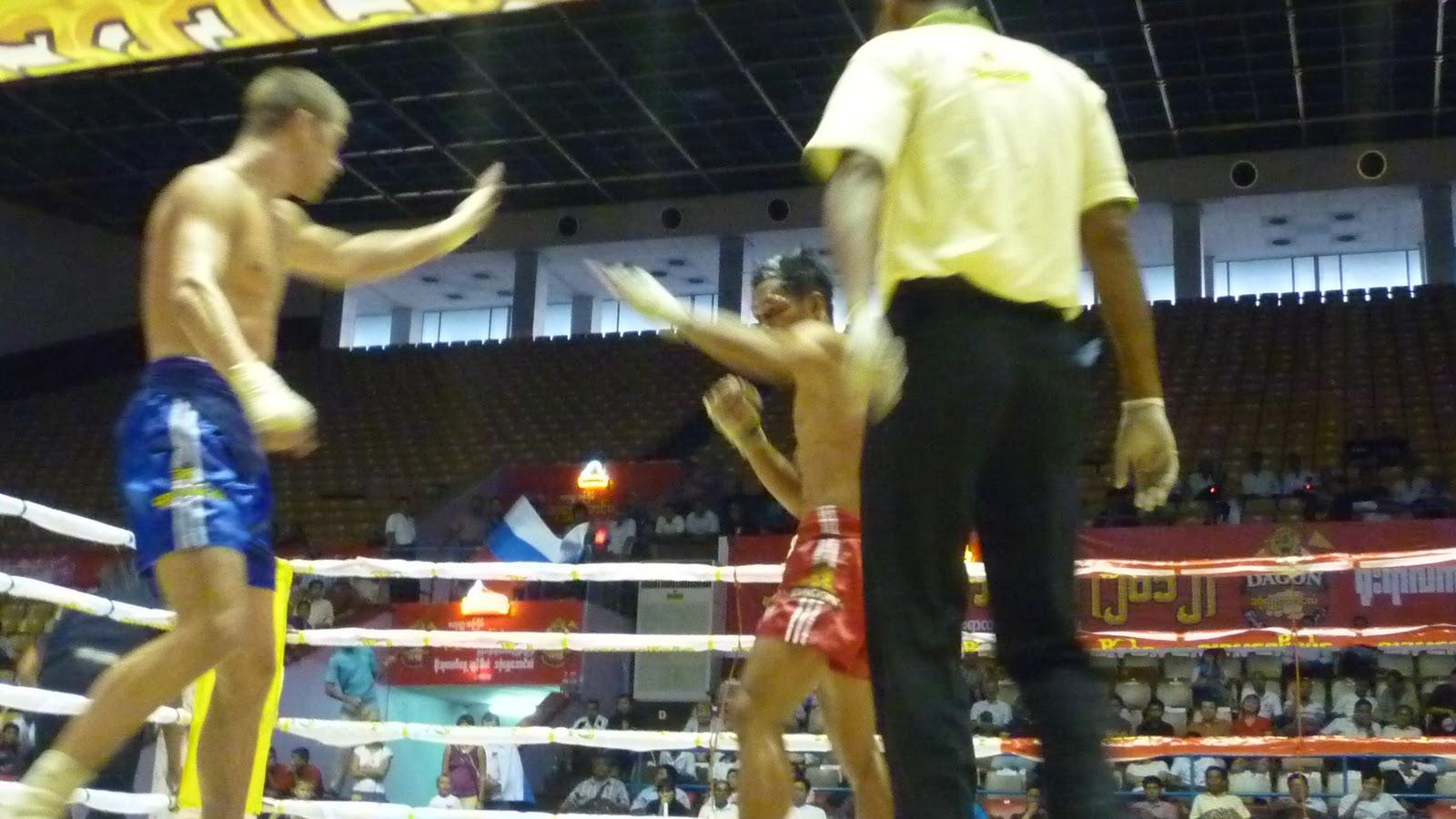 Myanmar Boxing New