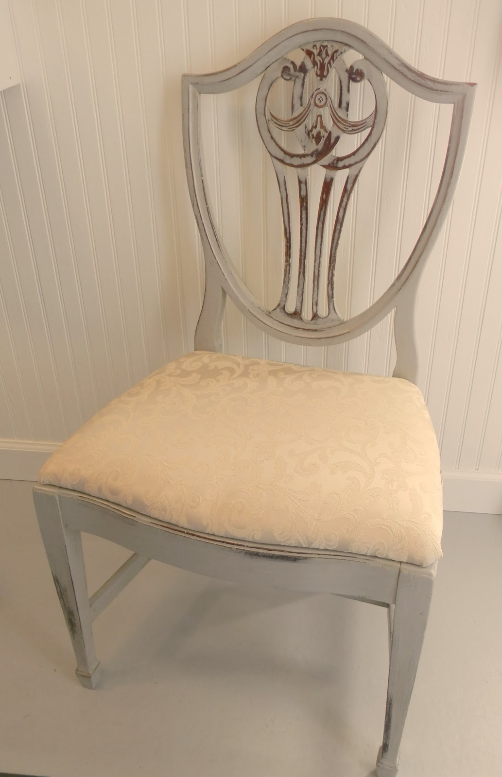 Hepplewhite ShieldBack Chairs