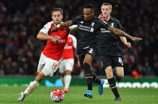 Live Score Liga Inggris: Arsenal vs Liverpool 0-0