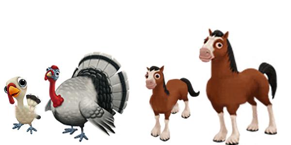 Winter animals farmville 2 for Farmville horse