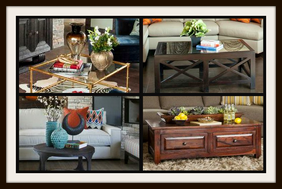 How To Decorate A Coffee Table | I.O. Metro | Popular Home Decorating  Colors 2014