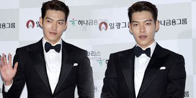 Kim Woo Bin Pamer Wajah Cute Tanpa Make Up