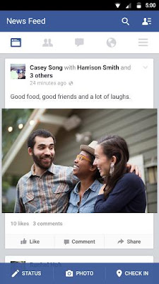 Facebook 54.0.0.23.62 APK for Android