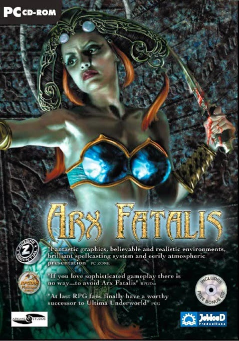 Arx Fatalis Game