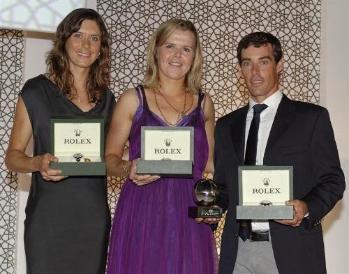 ISAF Rolex World Sailors of the Year
