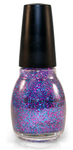 Style Athletics Sinful COlors Nail Polish Glitter