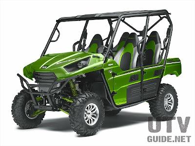 2014 Kawasaki Teryx4 LE