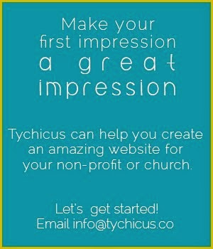 Tychicus Website Design