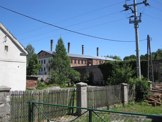 Fabrik heute