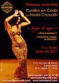 11 y 12 de junio Cursillo de NADA CHOUAIB en Cádiz