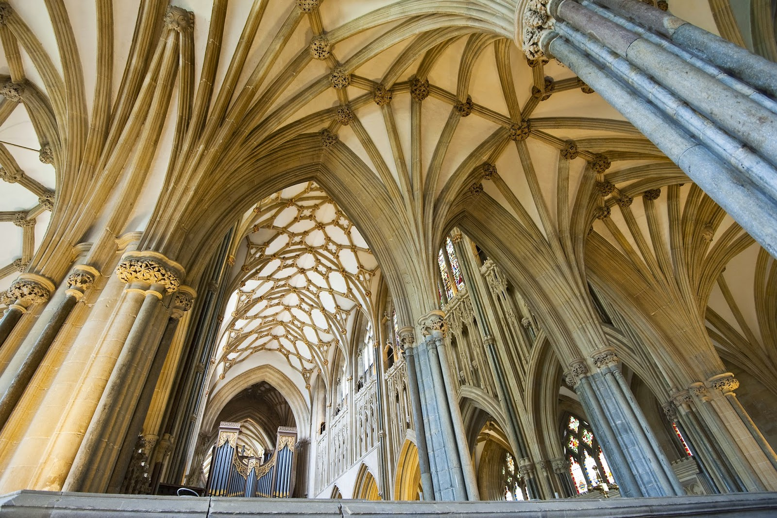 Zephyrinus Wells Cathedral Part Three