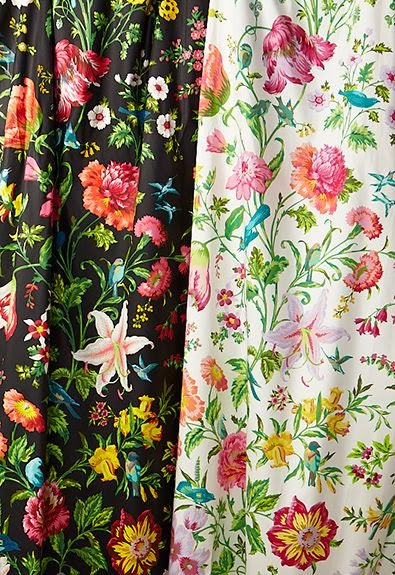 Floral Chintz Fabric