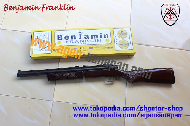 harga senapan benjamin franklin, www.agen-senapan.com