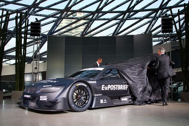 2011 BMW M3 DTM Concept