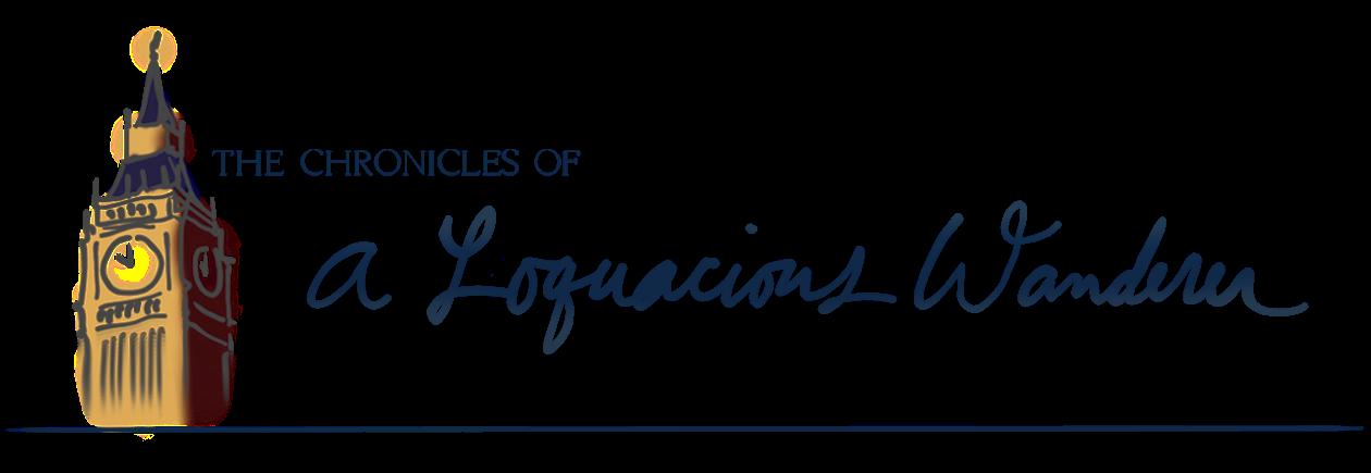 loquacious wanderer