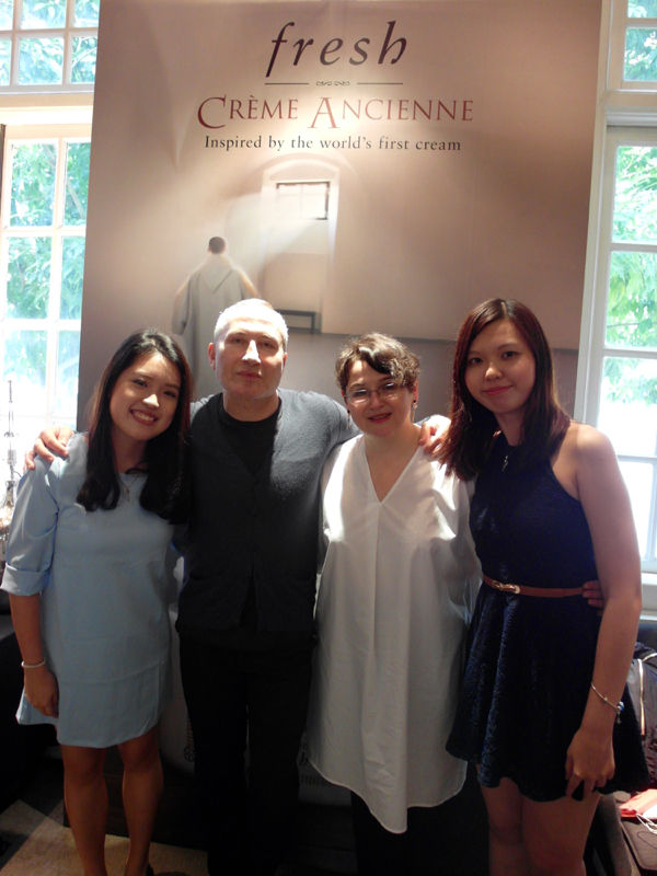 Intimate Gathering with The Fresh Founders, Lev Glazman and Alina Roytberg Lunarrive Singapore Lifestyle Blog