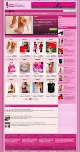 Template Toko Online Blogspot Responsive