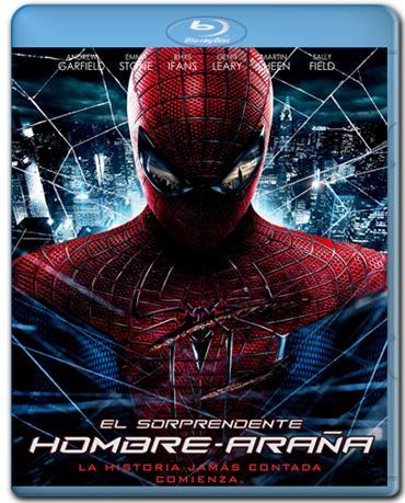 El Sorprendente Hombre Araña 1080p MKV Español Latino 2012