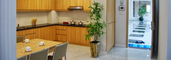 Nội thất căn hộ Ehome 5