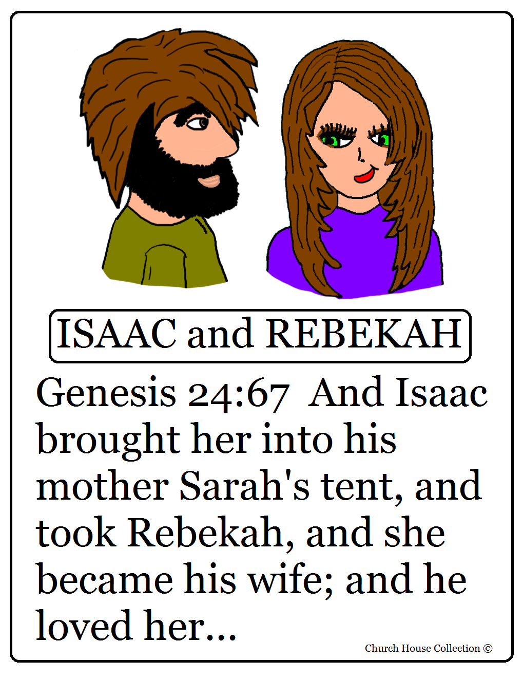 an analysis of the influences of rebekah in the book of genesis Study the bible online using commentary on genesis 27 and more the book of genesis chapter 27 chapter overview: rebekah's plot to procure it for jacob, ver.