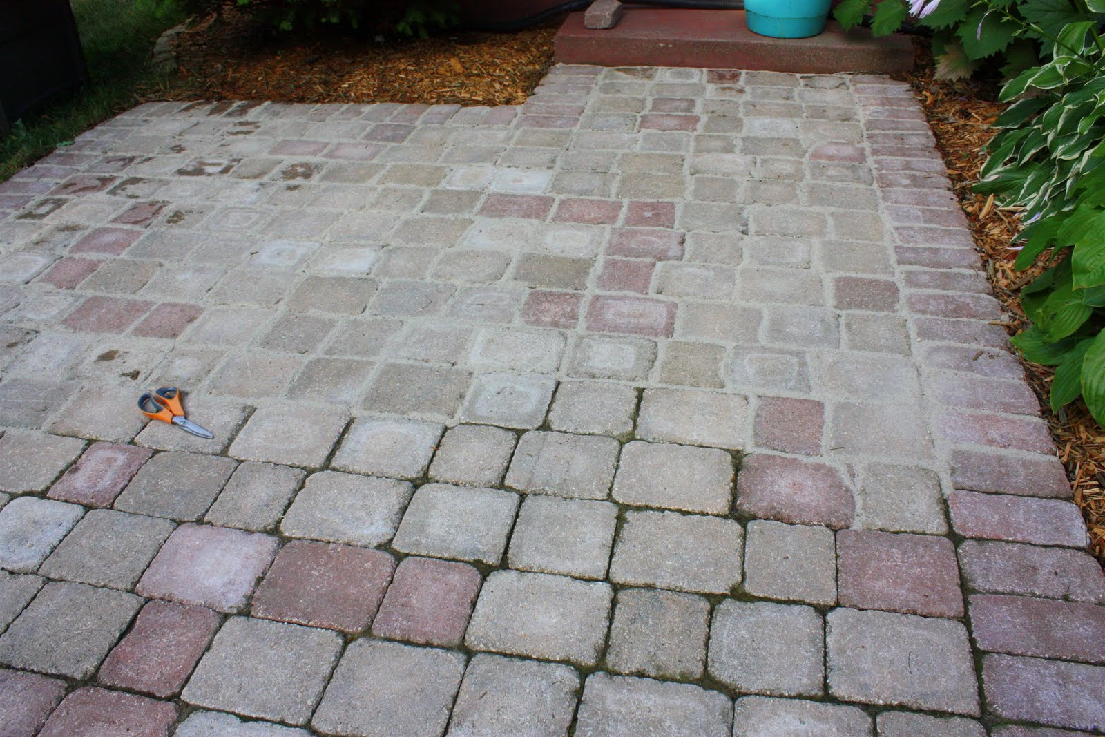 100 patio paver jointing sand paver paver sand for Installing patio pavers on sand