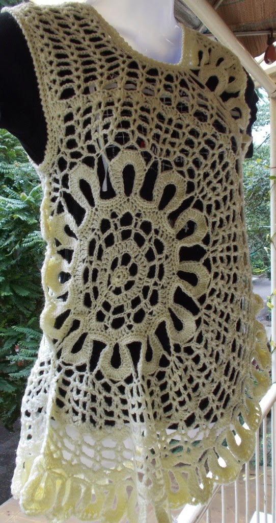 Spotlight Crochet Patterns : Sweet Nothings Crochet: SPOTTED AT SPOTLIGHT