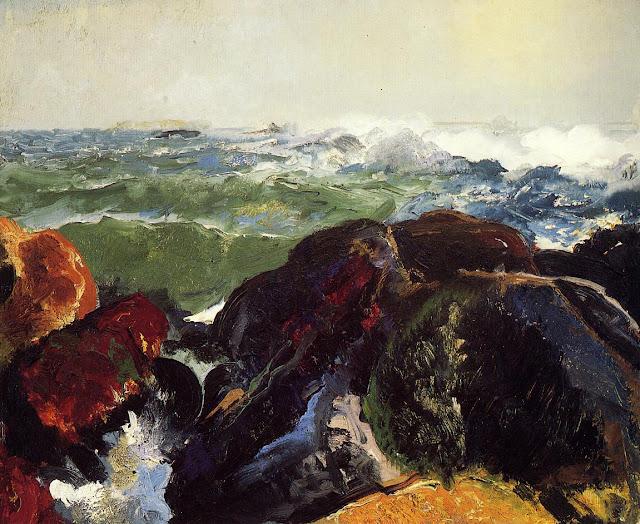 1913 Monhegan Island