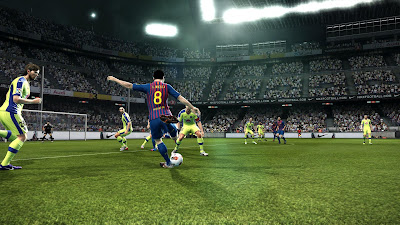 Download PESEdit PES 2012 Patch 3.5