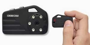 Chobi Cam Pro 3 - Kamera Terkecil Di Dunia