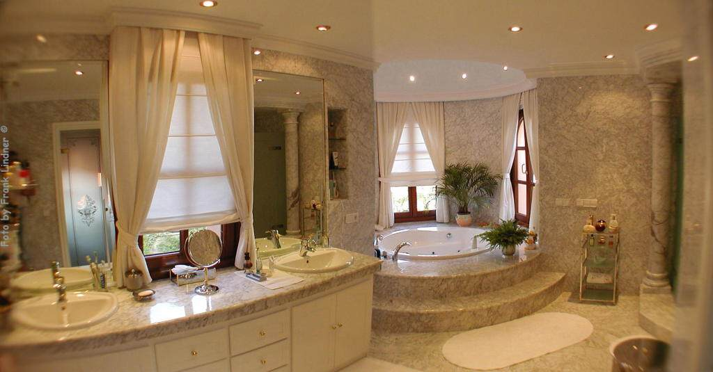 Tinas De Baño Romanticas:Luxury Master Bathrooms Mansions