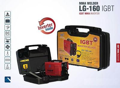Giới thiệu máy hàn điện tử Legi