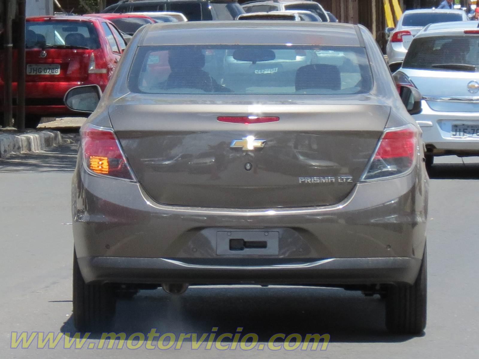 Novo Chevrolet Prisma 2014 Onix Sedan Preos Fotos E