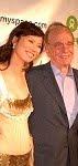 Rupert Murdoch & Wendi Deng.