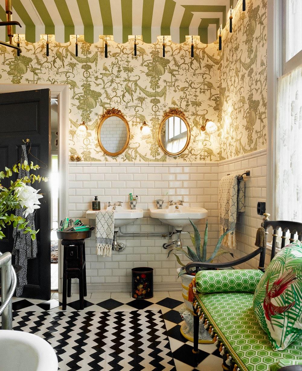 Unusual Bathrooms home decorista: october 2014