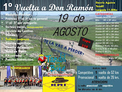 1º VUELTA A DON RAMON
