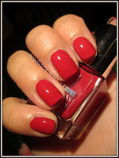 "Angelina´s Nails & More: NEU: ""Lady Danger"" - Volume Gloss Gel Look"