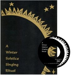 A Winter Solstice Singing Ritual book and compact disc